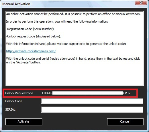 gta 4 activation code and serial key